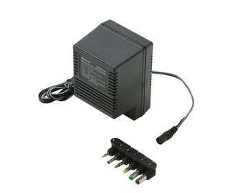 1000mA AC Adapter UL Detached Universal Output Plugs