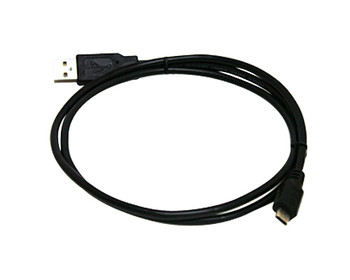 6ft USB A to Micro B cRUus Cable Black
