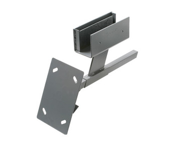 Satellite Dish Clamp-On Mount-Small