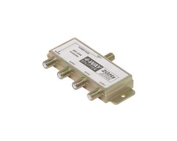 4-Way 2.4GHz 90dB 1 Port Power Pass Splitter