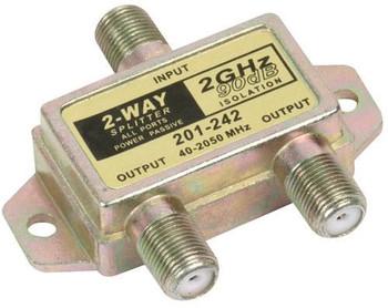 2-Way 2.4GHz 90dB Power Pass Splitter