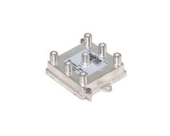 6-Way 1GHz 130dB RF Digital Splitter