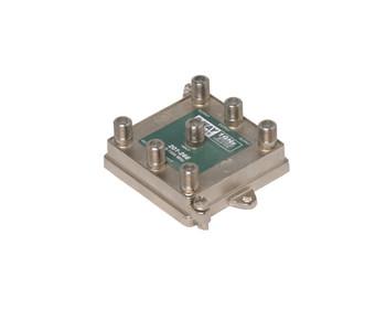 6-Way 1GHz 90dB Vertical RF Splitter