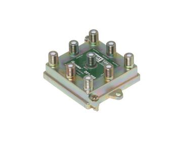 8-Way 1GHz 90dB Vertical RF Splitter
