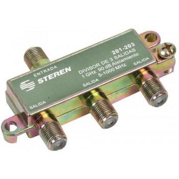 3-Way 1GHz 90dB RF Splitter