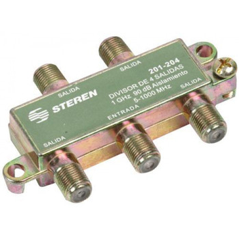4-Way 1GHz 90dB RF Splitter