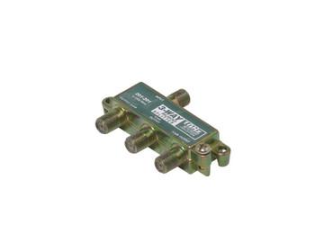 3-Way 1GHz 90dB RF Balanced Splitter