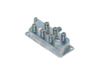 6-Way 900MHz Vertical RF Splitter