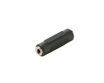 3.5mm Jack to 3.5mm Jack Stereo Adapter 10 Per Bag