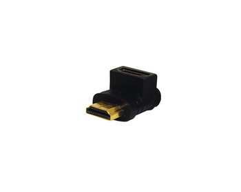 HDMI Adapter Jack to Plug Right Angle 90-Degree