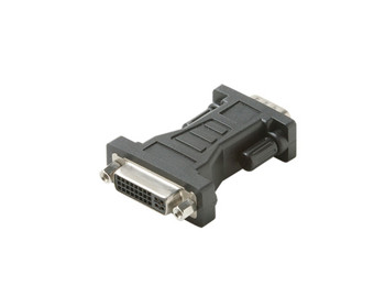 DVI-A Jack to DEHD15 Plug Adapter