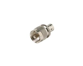 F Twist Plug RG6 Gold Connector