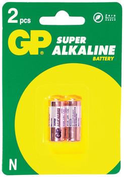 """Steren """"N"""" Alkaline Batteries - 2 Pack"""