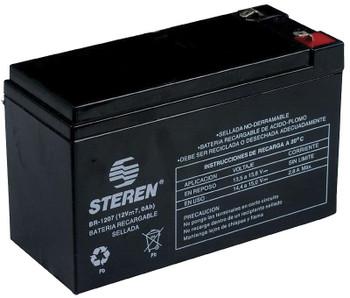 Steren 12V 7Ah Sealed Lead Acid Battery