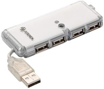 Steren 4-Port USB 2.0 Hub