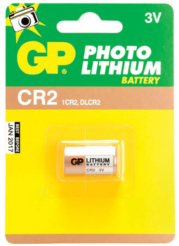 CR2 3V Lithium Photo Battery