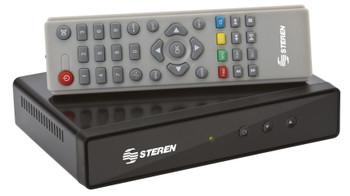 Steren HDTV Digital Converter Box with DVR