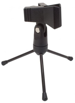 Steren Table-Top Table Adjustable Microphone Tripod