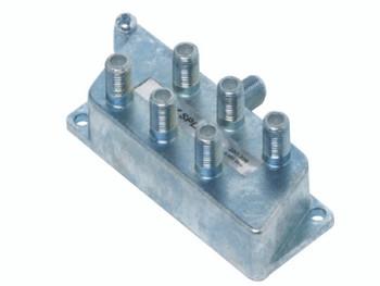 Steren 6-Way 900MHz Vertical Splitter