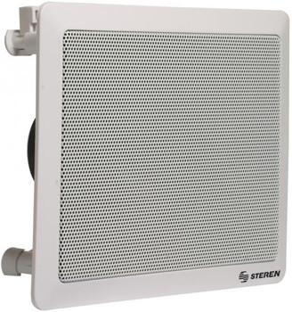Steren 240 Watt 2-Way In-Ceiling Rectangular Speaker Pair White