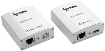 Steren USB Over Ethernet Extension Kit 50 m USB extender