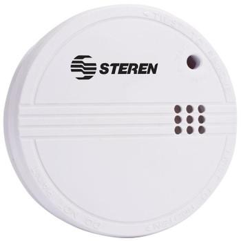 Steren Smoke Alarm with Photoelectric Sensor
