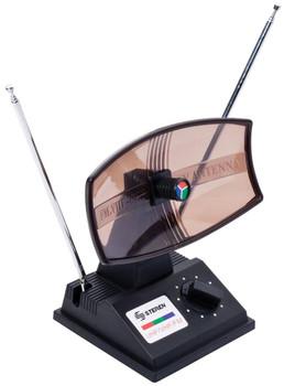 Steren Basic VHF / UHF / FM Indoor Antenna