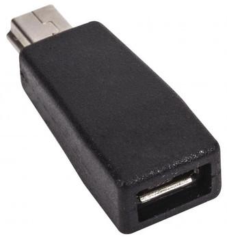 Steren Micro USB to Mini USB Adapter