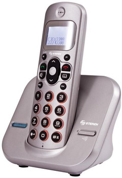 Steren DECT 6.0 Cordless Phone with Caller ID