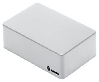 """Steren Plastic Box with Lid for Electronic Projects - 2.9"""" x 1.9"""" x 1"""""""
