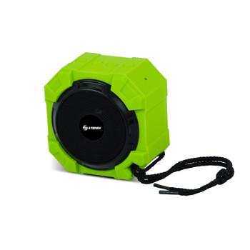 Steren Armor AllProof Bluetooth Speaker - Green