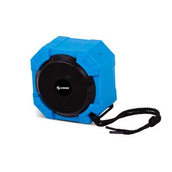 Steren Armor AllProof Bluetooth Speaker - Blue