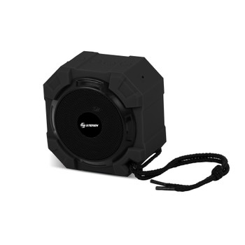 Steren Armor AllProof Bluetooth Speaker - Charcoal