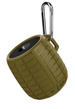 Grenade Bluetooth Speaker - Drab Green