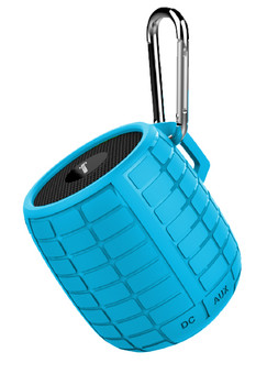 Grenade Bluetooth Speaker - Blue