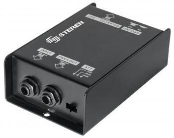 """Steren Speaker Filter Direct Passive XLR to 1/4"""" (6.3mm)"""