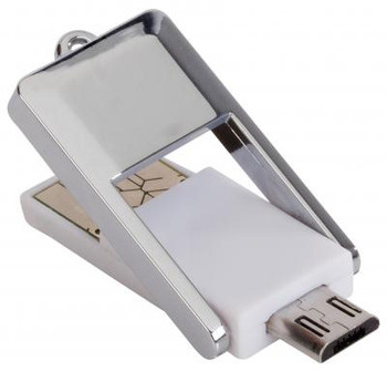 Steren On-The-Go Micro SD Dongle
