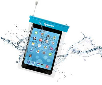 """Steren Waterproof Pouch for 7"""" Tablets"""