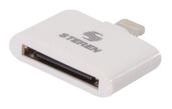 Steren 30-Pin Female to 8-Pin Male Adapter