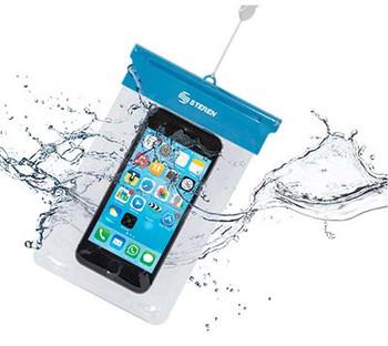 Steren Waterproof Pouch for Smartphones
