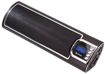 Steren Portable Speaker MP3-850 for MP3 USB/SD and FM Radio - 50 Watts