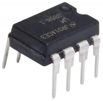 Steren Input Amplifier (TL082)