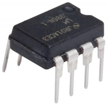 Steren Precision Linear Integrated Circuit Timer LM386N