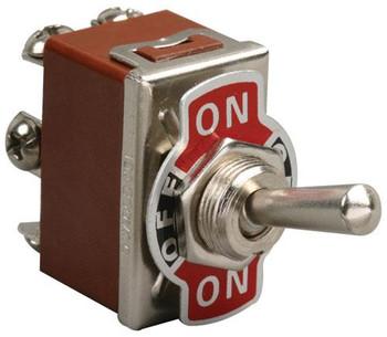 Steren DPDT 3 Position 125V 10A Toggle Switch