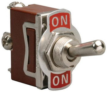 Steren SPDT 2 Position (On-On) 125VAC 10A Toggle Switch