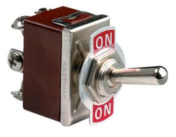 Steren DPDT 2 Position (On-On) 125V 10A Toggle Switch