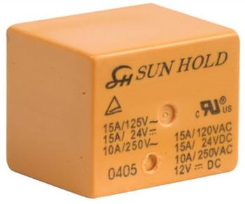 Steren SPDT 2P 5V 10A Compact Relay
