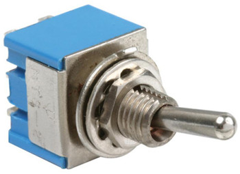 Steren SPDT 3 Position Mini Toggle Switch