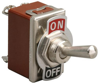 Steren SPDT 2 Position 125VAC 15A Toggle Switch