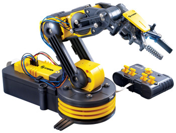 Steren Remote Controlled Robotic Arm Kit